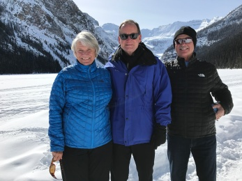 Ellen-Bob-Ray-Lake Louise 3-17