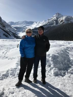Ellen & Ray-Lake Louise 3-17a